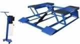 Подъемник ножничный для шиномонтажа и зоны приемки, г/п 2,5 тонны NORDBERG N633-2.5