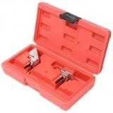Набор инструментов для гибких поликлиновых ремней 2 предмета