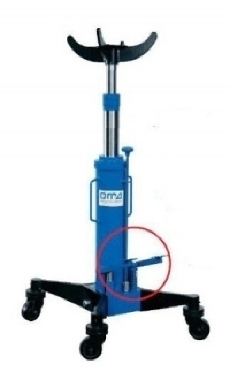 Стойка гидравлическая, двухступенчатая г/п 4000 кг. W113(OMA612)